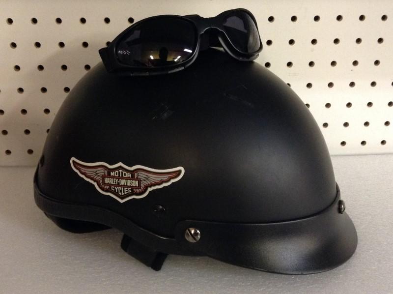 SKID LID Motorcycle Helmet DOT APPROVED HELMET