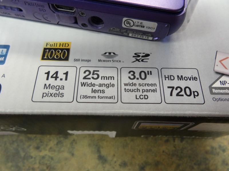 SONY Digital Camera DSC-T99