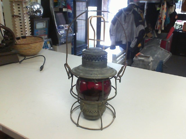 THE ADAMS RAILROAD LANTERN