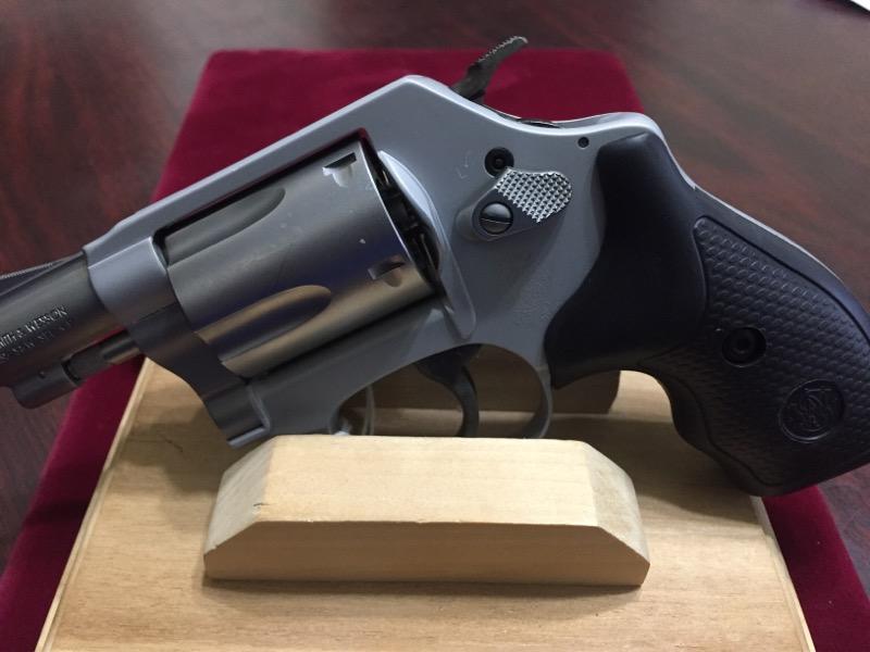 SMITH & WESSON Revolver 637
