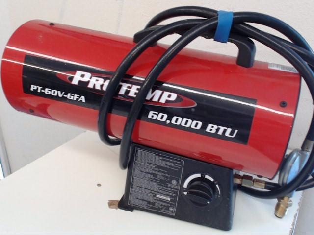 PROTEMP Heater PT-60V-GFA