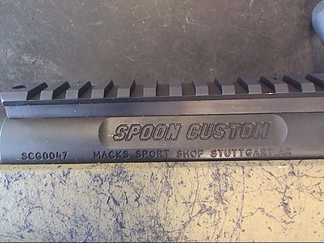 SPOON CUSTOM Rifle 6.5 CREEDMOOR