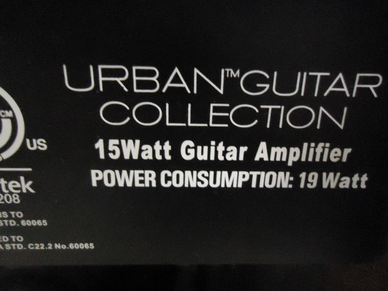 URBAN MUSIC Electric Guitar Amp KU-28