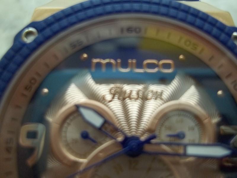 MULCO ILLUSION CUBE SWISS QUARTZ MW3-12140-043
