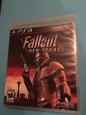 SONY PS3 FALLOUT NEW VEGAS