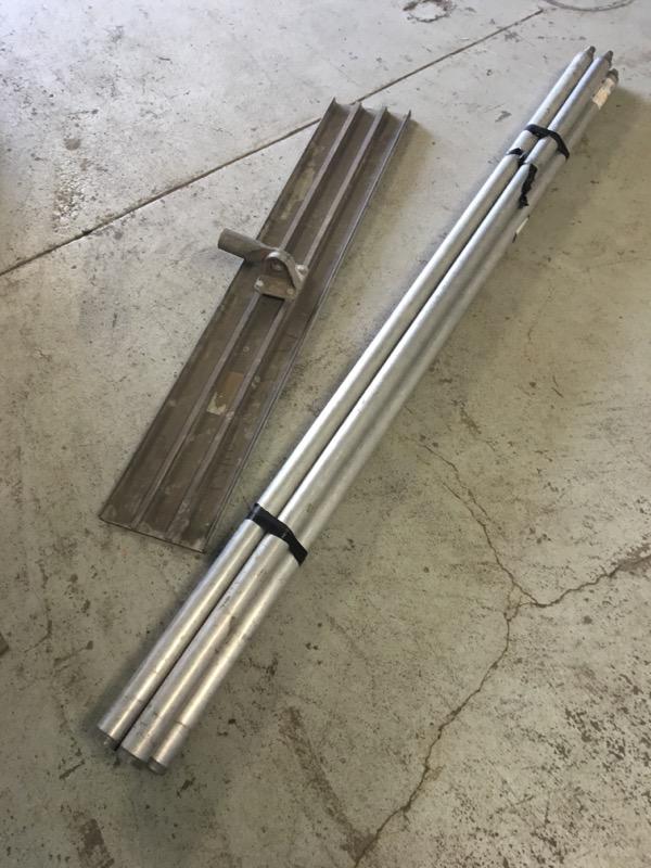 MARSHALLTOWN Cement Hand Tool BULL FLOAT