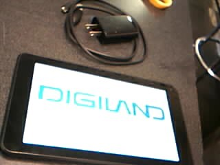 DIGILAND Tablet XMF-MID713