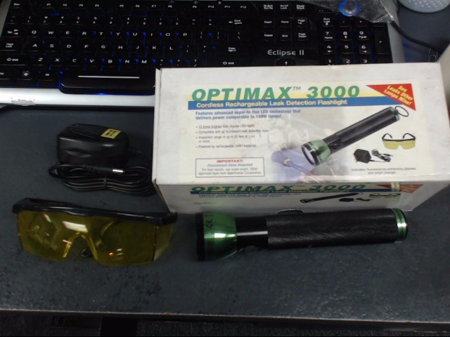 OPTIMAX Flashlight 3000