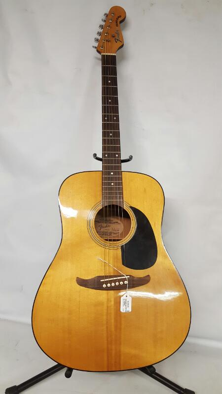 FENDER Acoustic Guitar CONCORD
