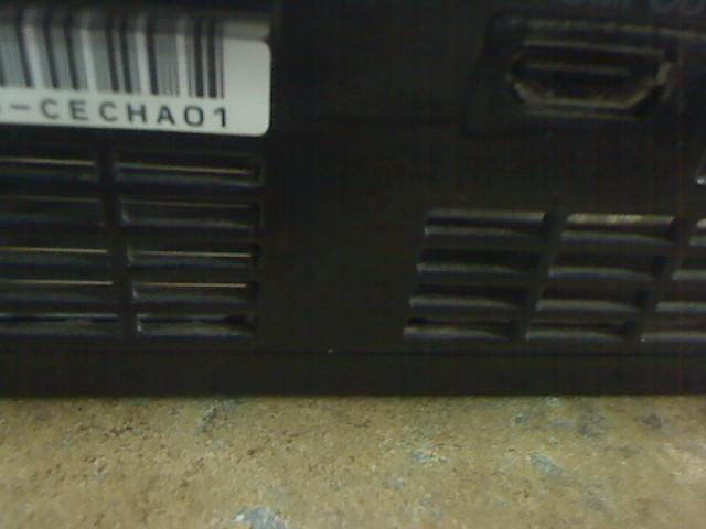 SONY PlayStation 3 PLAYSTATION 3 - SYSTEM - 60GB - CECH-A01