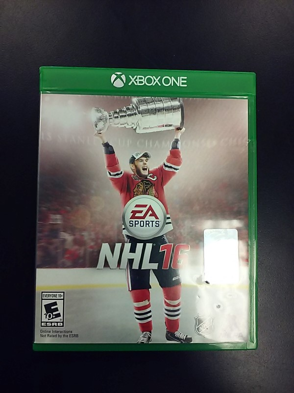 MICROSOFT Microsoft XBOX One Game NHL 16 - XBOX ONE