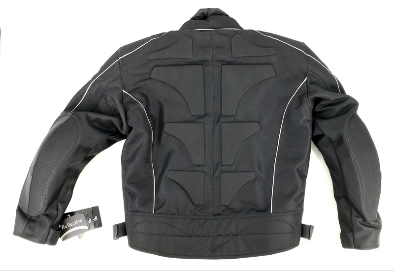 America's APS PowerSports Speed Flow Men's Jacket Black SM