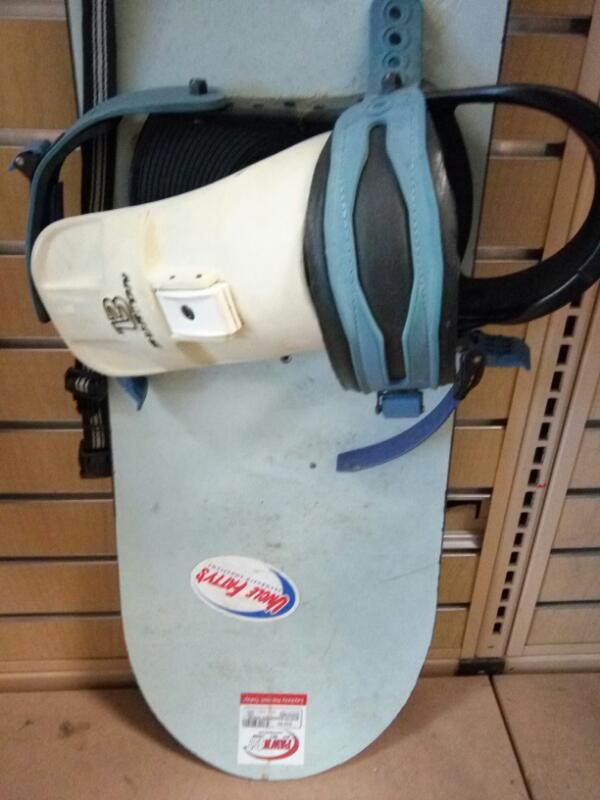BURTON Snowboard TWIN 53