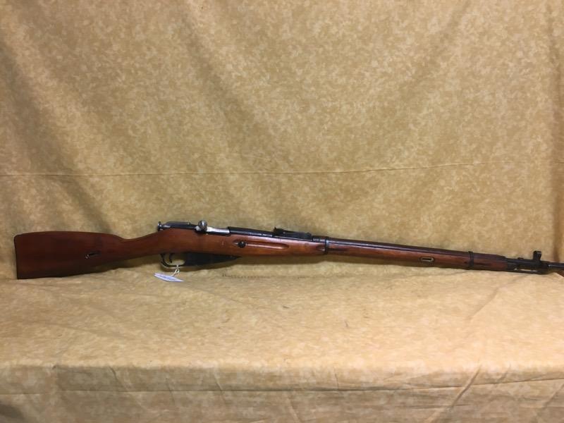 MOSIN NAGANT Rifle M91/30