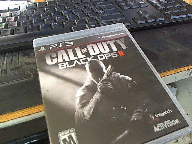 SONY Sony PlayStation 3 Game CALL OF DUTY BLACK OPS II PS3