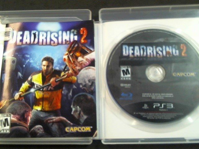 SONY Sony PlayStation 3 Game DEAD RISING 2 - PS3
