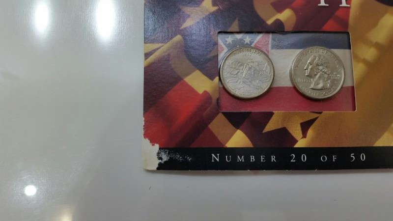 *NEW & SEALED* US Minted All 50 States P & D Quarter 25c Collection