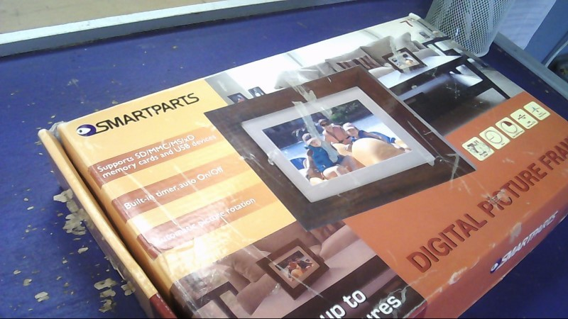 SMART PARTS Digital Picture Frame DIGITAL PICTURE FRAME
