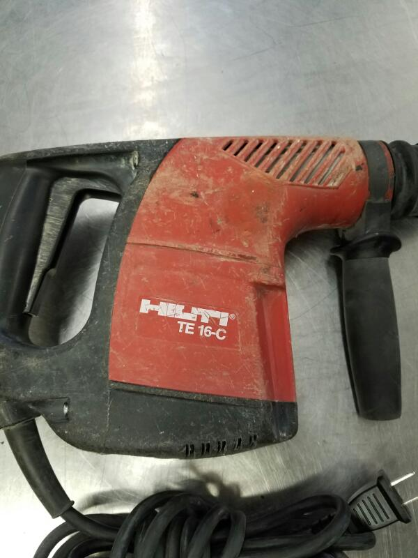 HILTI Hammer Drill TE 16-C
