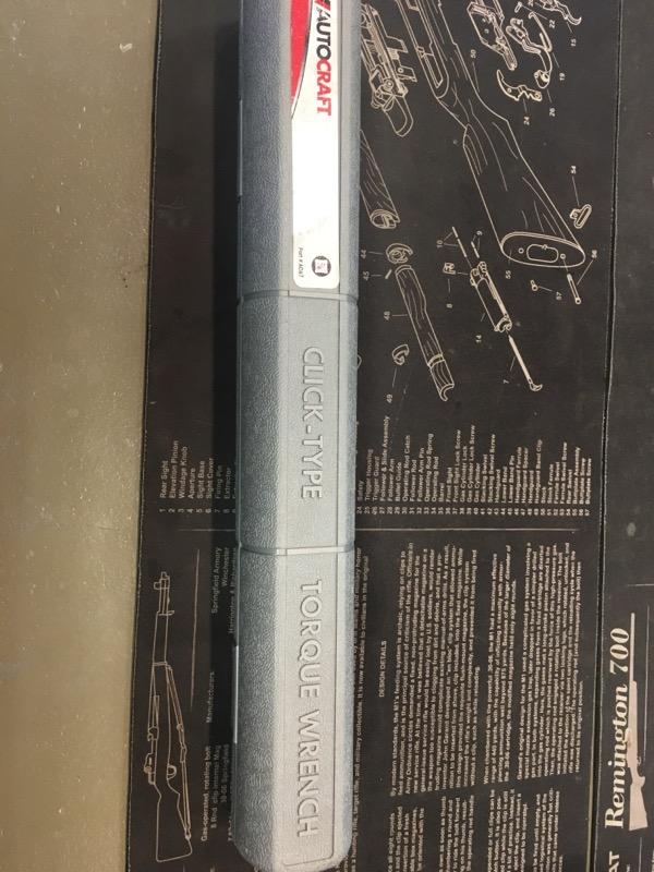AUTOCRAFT Hand Tool AC67