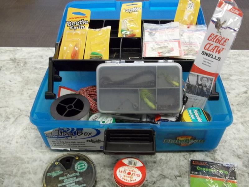 FLAMBEAU TACKLE BOX