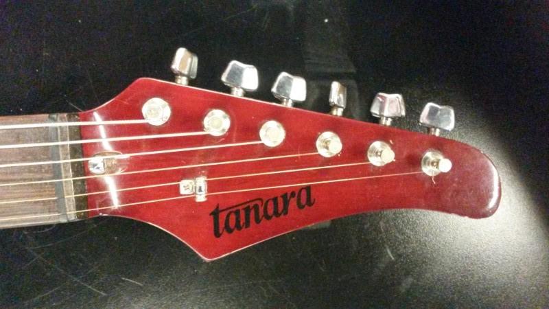 TANARA Electric Guitar TG