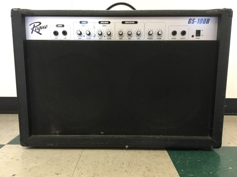 ROGUE GUITARS ELECTRIC GUITAR AMP MODEL GS-100R
