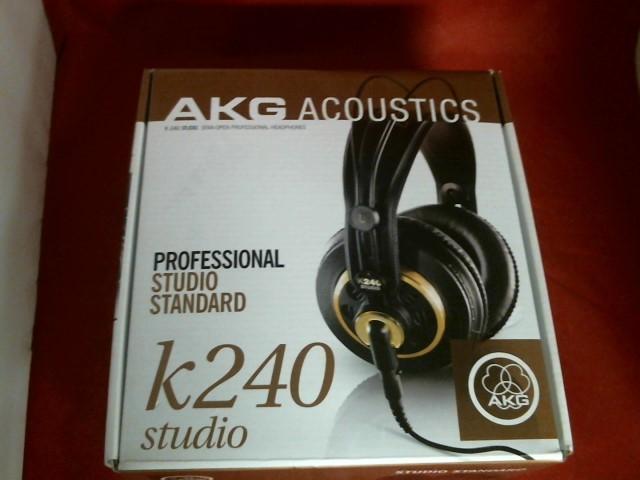 AKG Headphones K240