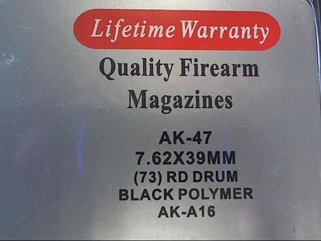 PRO MAG Clip/Magazine AK-A16