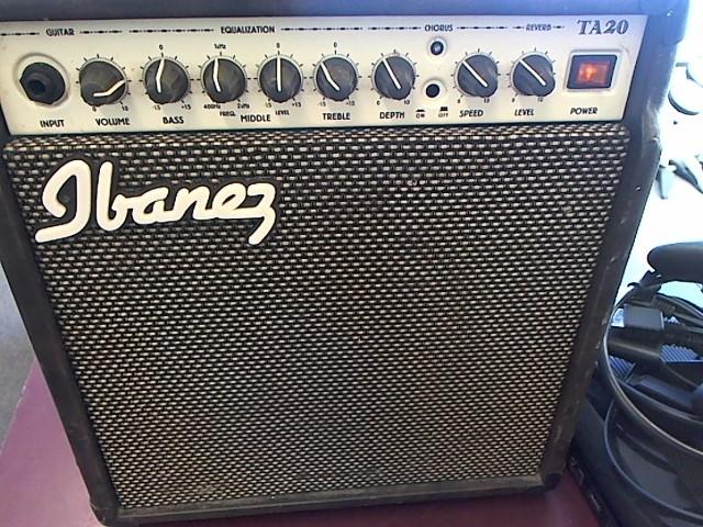 IBANEZ Electric Guitar Amp TA20