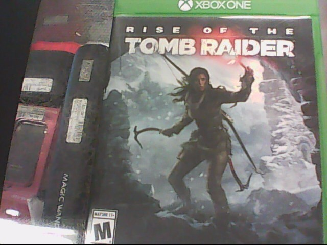 MICROSOFT Microsoft XBOX One Game RISE OF THE TOMB RAIDER XBOX ONE