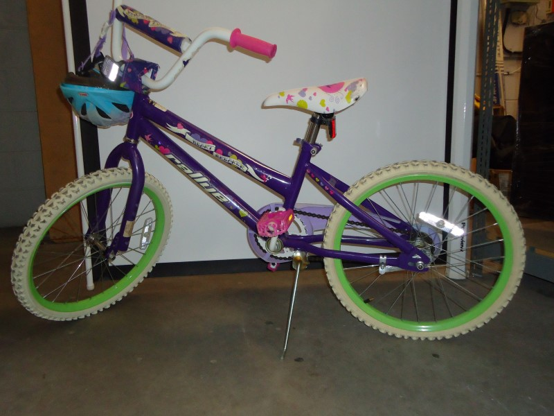 RALLYE Children's Bicycle KIDS BIKE