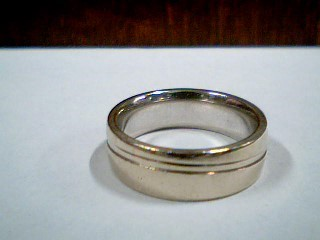 Lady's Gold Wedding Band 10K Yellow Gold 6.4g Size:6