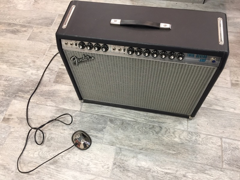 FENDER Electric Guitar Amp 68 CUSTOM TWIN REVERB