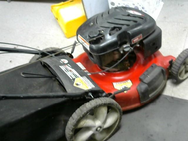 YARD MACHINES Lawn Mower 11A-54MC000