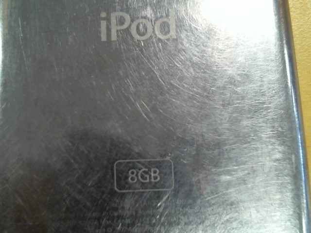 apple ipod touch 1st gen 8gb