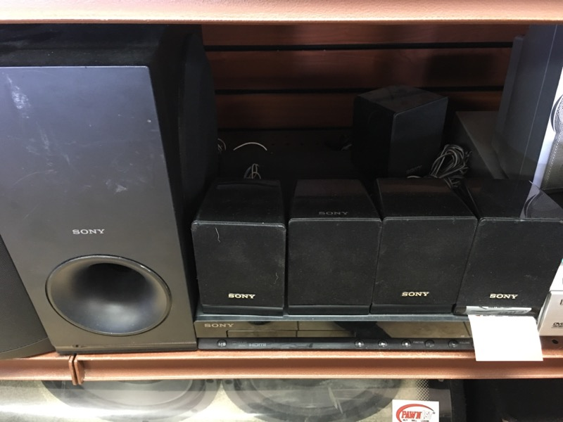 SONY Surround Sound Speakers & System HBD-TZ140