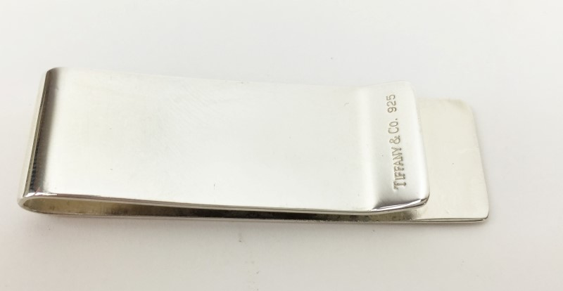 Tiffany & Co Sterling Silver $$ Money Clip