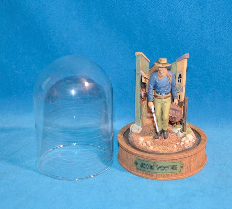 TFM Sculpture/Carving JOHN WAYNE RVR3631