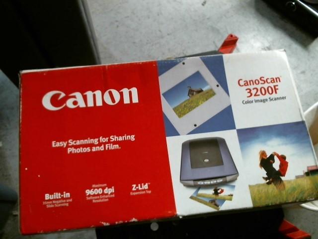 CANON Printer CANOSCAN 3200F