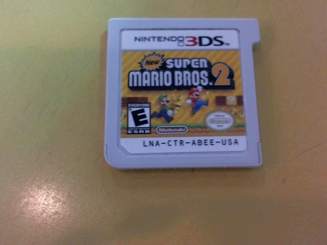 NINTENDO Nintendo 3DS Game SUPER MARIO BROS. 2 3DS