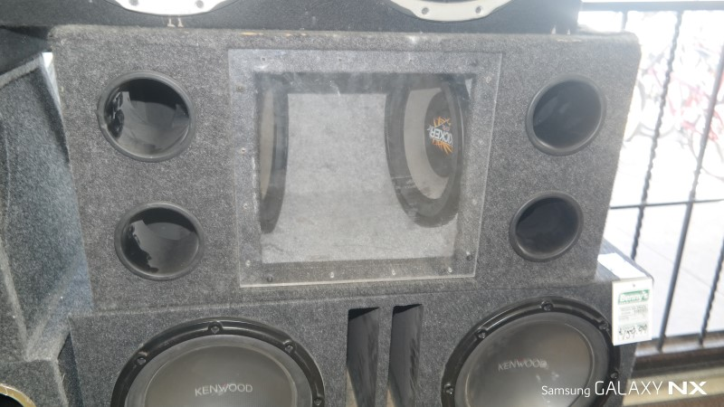 KICKER Car Speaker Cabinet SPEAKERS 12""