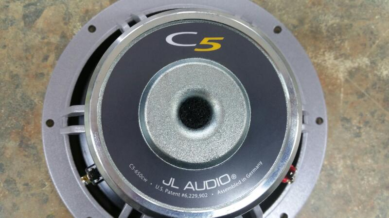 JL AUDIO Car Speakers/Speaker System EVOLUTION C5