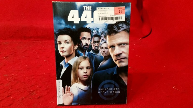 The 4400 - The Complete Second Season (DVD, 2006, 4-Disc Set)