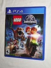 SONY PS4  LEGO JURASSIC WORLD