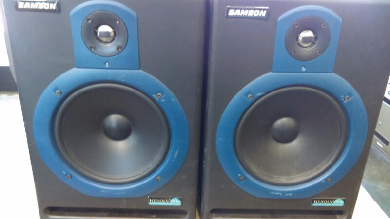 SAMSON Monitor/Speakers RESOLV 80A
