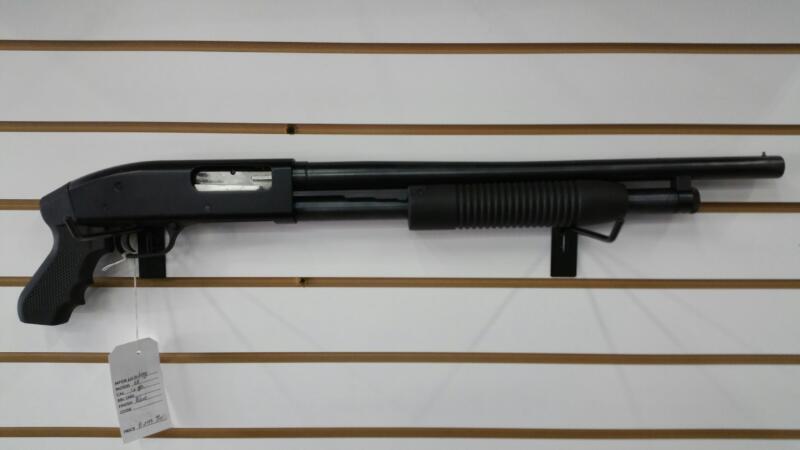 MOSSBERG Pistol Grip Shotgun MAVERICK 88 PISTOL GRIP
