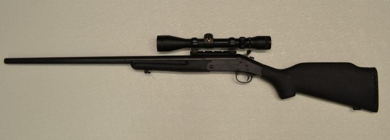 "26"" NEW ENGLAND FIREARMS Rifle HANDI RIFLE SB2"
