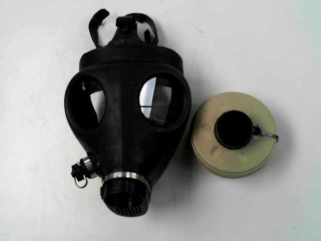 GAS MASK W/ NATO FILTER