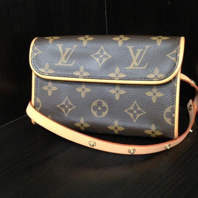 LOUIS VUITTON Handbag POCHETTE FLORENTINE
